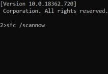 Lỗi 0x800701E3 trong Windows 10 và cách khắc phục