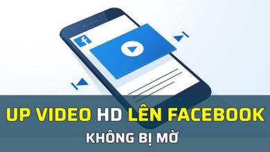 Hướng dẫn upload video HD lên Facebook không bị giảm chất lượng