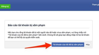 bị hack facebook