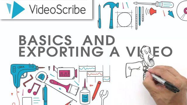 Cách cài đặt phần mềm VideoScribe